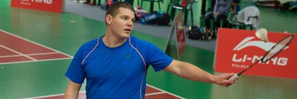 SNG Mikołajkowy turniej badmintona
