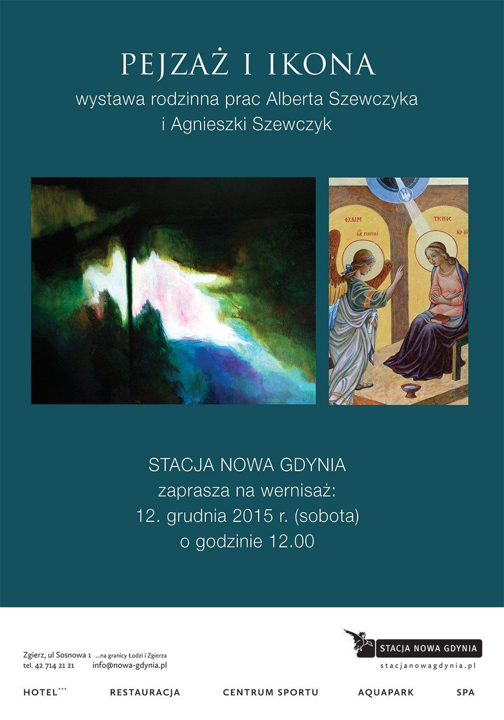 wernisaż wystawy Stacja Nowa Gdynia Zgierz Łóź